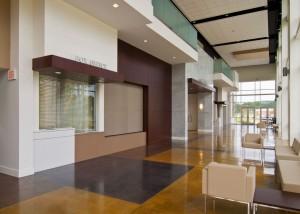 Chipola College Interior