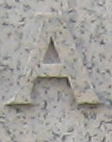 raised-letter-carved