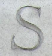 v-carved-letters