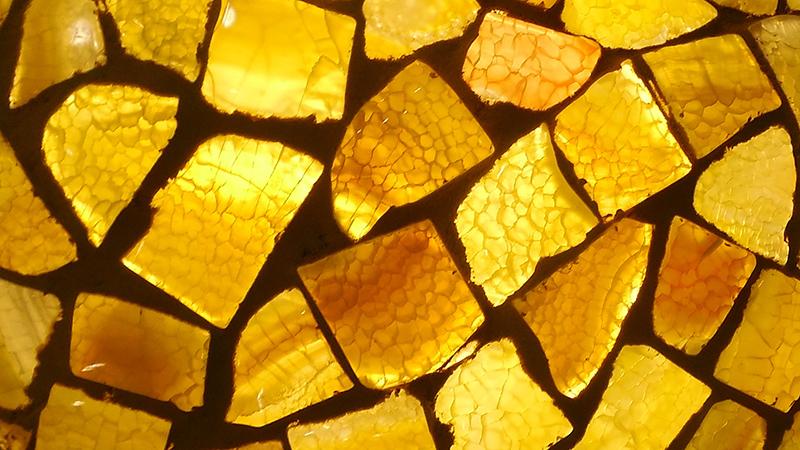 Golden Tesserae